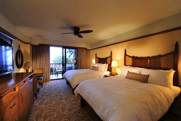 Aulani Room Layout