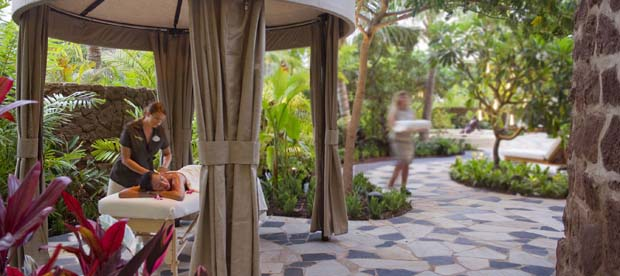 Disney's Aulani Spa Treatments
