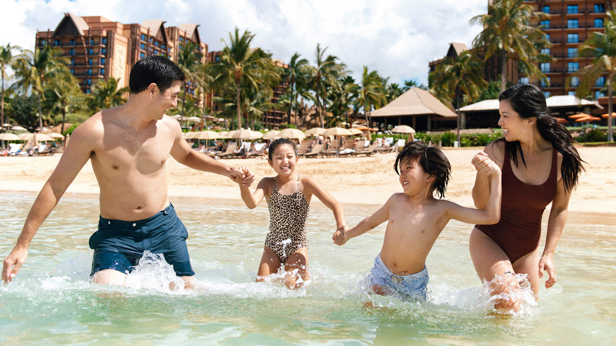 Aulani, A Disney Resort & Spa in Ko Olina, Hawai'i Discounts